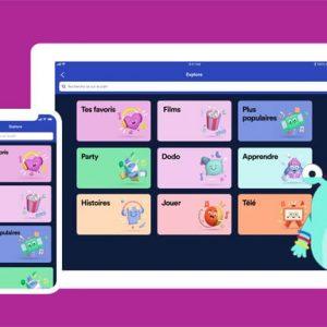 La nouvelle application Spotify Kids est enfin disponible en version bêta