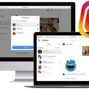 Enfin! Instagram offre plus de fonctions sur sa version pour ordinateur