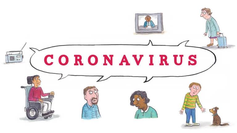Expliquez le coronavirus à vos enfants avec ce livre numérique illustré