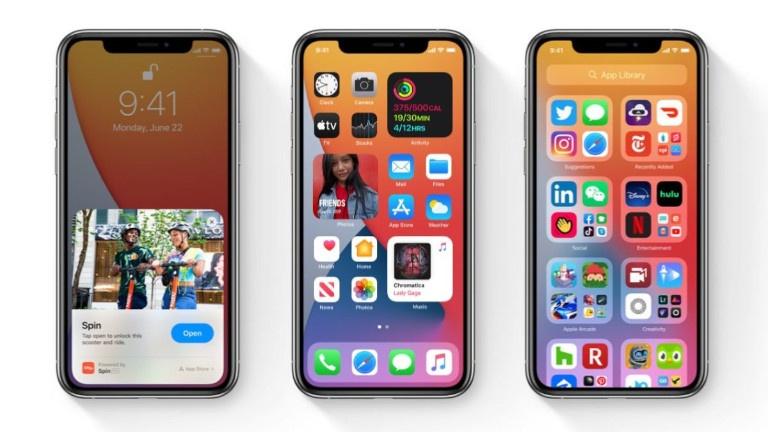 La liste des iPhone qui seront compatibles avec l'iOS 14 d'Apple