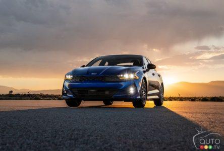 L'AJAC annonce ses choix de catégories des véhicules canadiens de l'année 2021