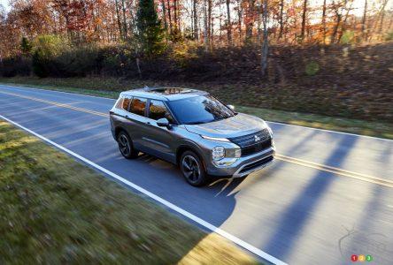 Mitsubishi dévoile enfin son Outlander 2022