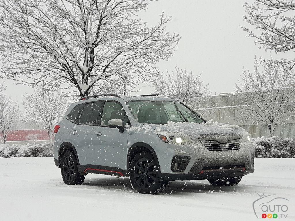 Subaru prépare des versions plus compétentes en conduite hors route