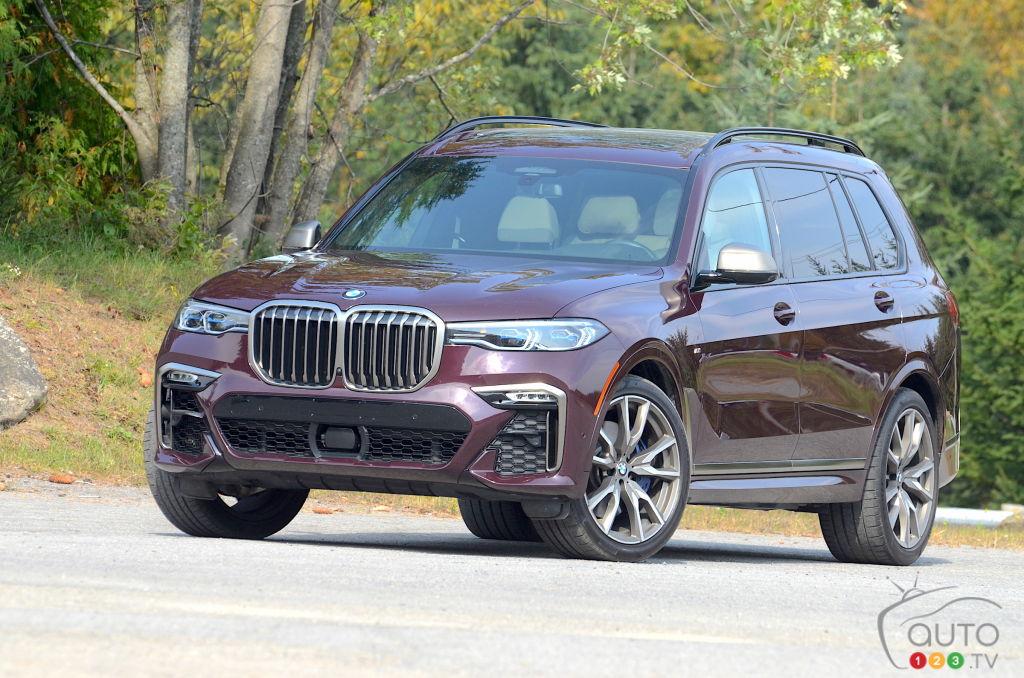 10 choses à savoir sur le BMW X7