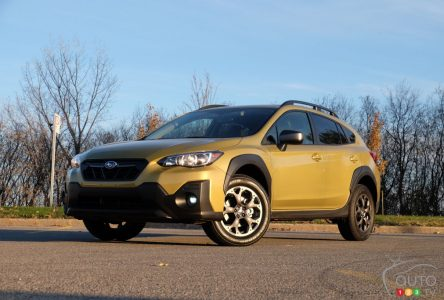 Essai du Subaru Crosstrek 2021 : (Impreza) gonflé à bloc