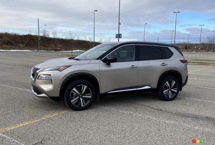 Essai du Nissan Rogue 2021 : Une mise à jour bienvenue… et réussie