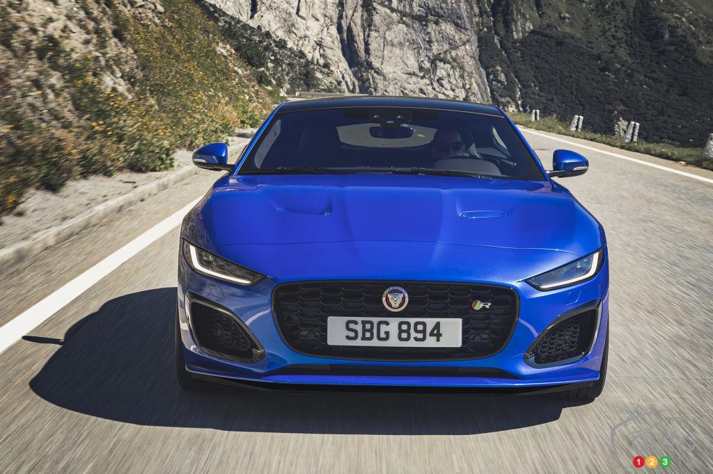 Jaguar sera tout électrique en 2030