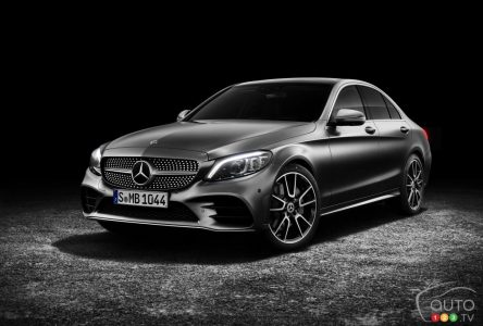 Que des moteurs 4-cylindres pour la prochaine Mercedes-Benz Classe C