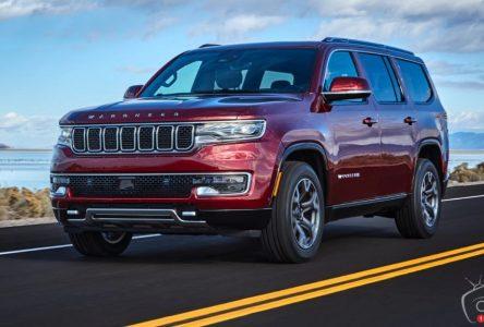 Jeep présente le Wagoneer 2022, le «petit» frère du Grand Wagoneer