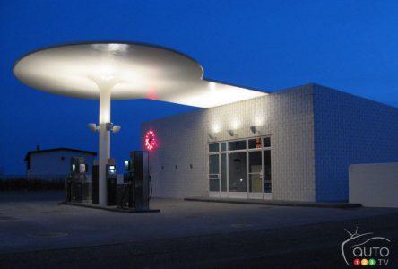 Une ville américaine interdit la construction de nouveaux postes d'essence