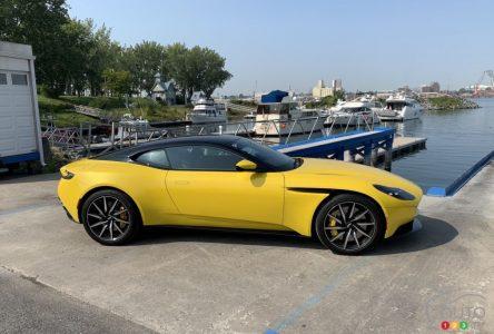 Aston Martin fournit quelques détails sur ses deux premiers véhicules électriques