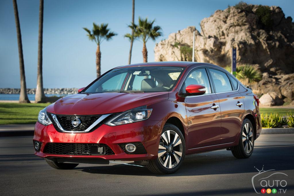 Nissan rappelle plus de 854000 Sentra